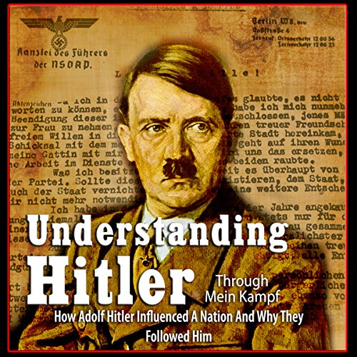 Understanding Hitler audiobook cover art