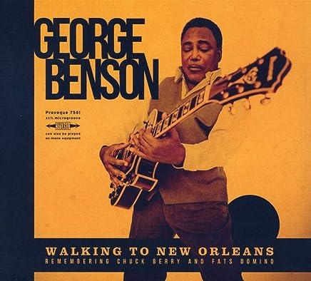 George Benson - Walking To New Orleans (2019) LEAK ALBUM