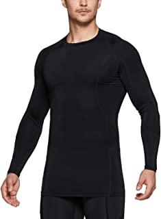 (テスラ)TESLA スポーツウェア スポーツ インナー 長袖 スポーツシャツ [UVカット・吸汗速乾] コンプレッションシャツ コンプレッションウェア トレーニング ランニング スポーツ シャツ