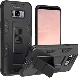 WOGROO Samsung Galaxy S8 Plus Case | Military-Grade Protection | 12ft. Drop d Protective Case | Built-in Kickstand | Magne...