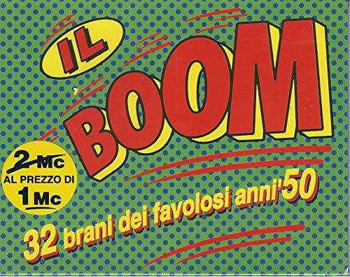 Il Boom (versione audio cassetta)