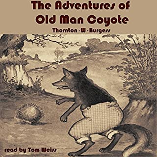 The Adventures of Old Man Coyote audiobook cover art