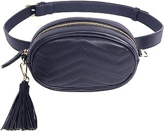 TJEtrade Waist Pack for Women Running Belt Fashion Fanny Pack Bum Bag Waterproof