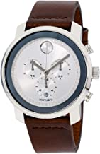 Movado Bold Quartz Movement Silver Dial Men's Watch 3600465