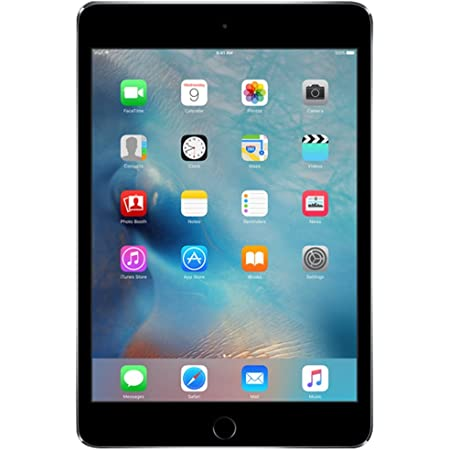 Apple iPad Mini 4 128GB 4G - Gris Espacial - Desbloqueado (Reacondicionado)