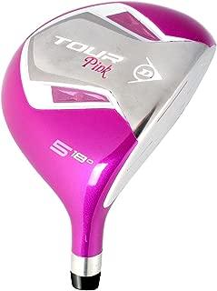 Dunlop Golf- Ladies Tour Pink Fairway Wood