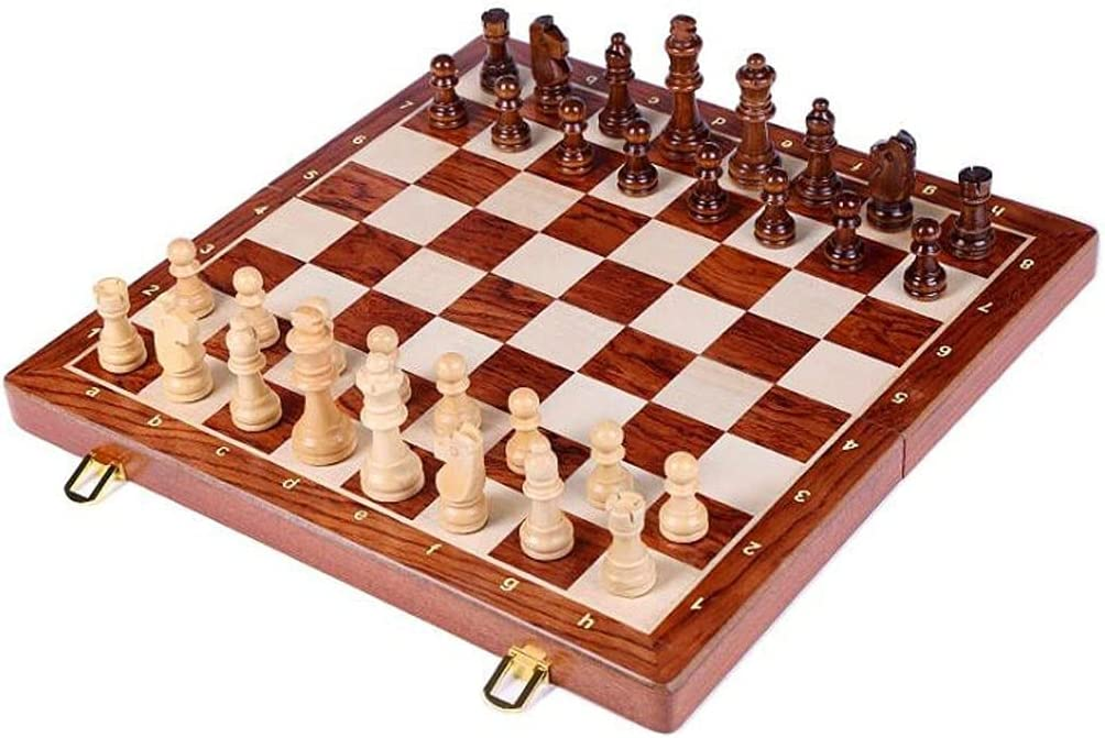 straight fire Chess Game Pieces Board 67% OFF of fixed price F Folding Contemporary 2021 Set