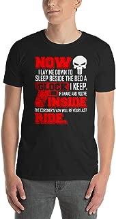 Glock Hand Gun Owner Custom Unique Funny Unisex Tee Shirt
