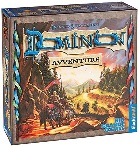 Giochi Uniti gu532–Dominion–Avventure , color/modelo surtido
