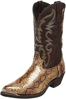 Botte Haute Bouge Hommes, Bottes Longues avec Chaussures De Marche Décontractées De Mode De Mode Antidérapante,d'or,48