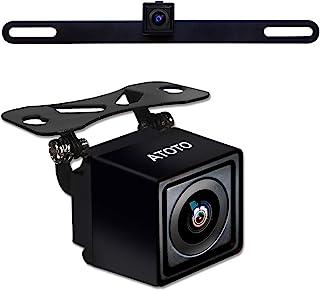 ATOTO AC-HD03LR 720P Câmeras de Ré (grande angular 180 °), VSV (visão surround virtual) Estacionamento (alguns modelos ATO...