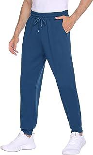 COOrun Joggingbroek voor heren, joggingbroek, trainingsbroek, sportwear, streetwear, lange sweatbroek, sweatpants met manc...