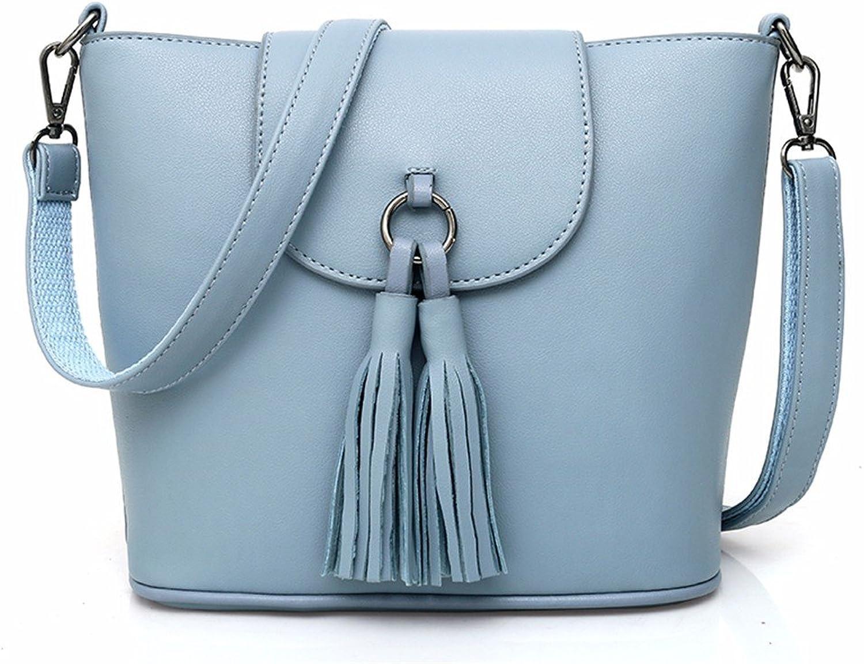 GQFGYYL Neue Weibliche Mode - Tasche,Wathet B07F8LM6MJ    eine große Vielfalt von Waren d8b331