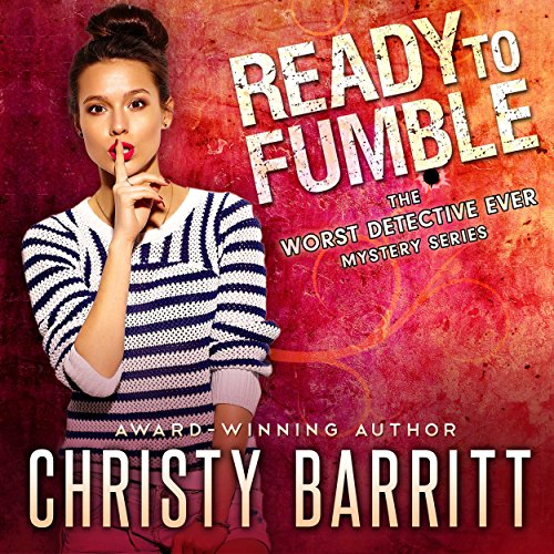 Ready to Fumble audiobook cover art