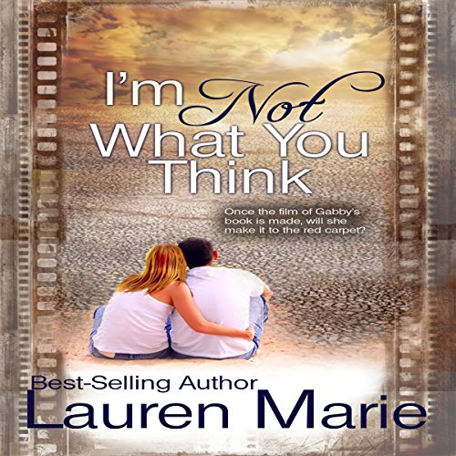 I'm Not What You Think audiobook cover art
