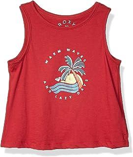 Roxy Girls Last Time Muscle Tank Sleeveless T-Shirt