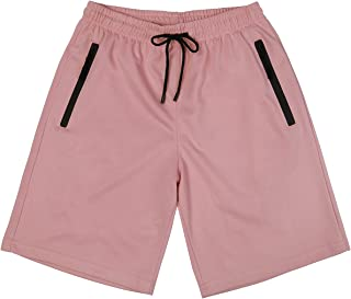 BYLESIN Mens Athletic Gym Shorts Casual Running Workout...