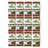 gimMe Snacks - Organic Roasted Seaweed - Teriyaki - (.35oz) - (Pack of 12) - non GMO, Gluten Free -...