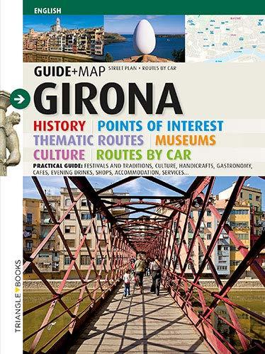 Girona (Guia & Mapa) [Idioma Inglés]