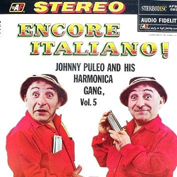 Encore Italiano! - Vol 5