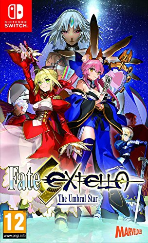 Fate / EXTELLA : The Umbral Star (Switch) ( Catégorie : Jeux Wii )