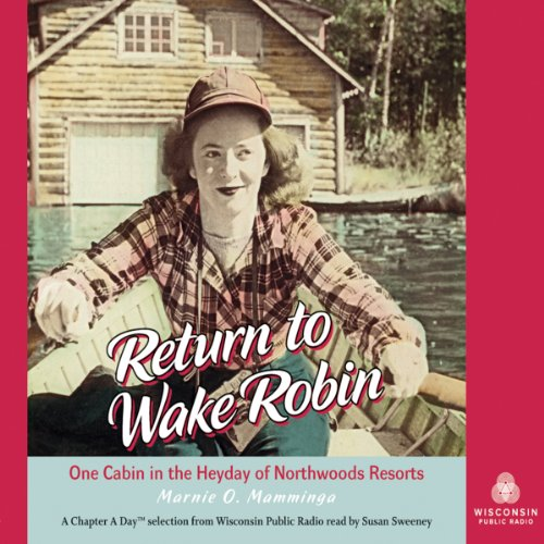 Return to Wake Robin audiobook cover art