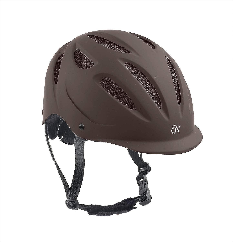 (XSmall Small, Brown)  Ovation Predege Matte Helmet