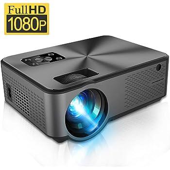 Proyector de vídeo, iBosi Cheng portátil Mini LCD Proyector Native ...
