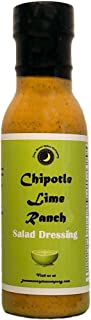 Premium   CHIPOTLE KEY LIME RANCH Salad Dressing   Low Cholesterol   Low Sodium   Crafted in Small Batches with Farm Fresh SPICES for Premium Flavor and Zest