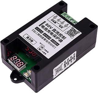 Placa de proteção de controlador de carregamento de bateria DC 5-80V 30A bateria de lítio chumbo-ácido controle de desliga...