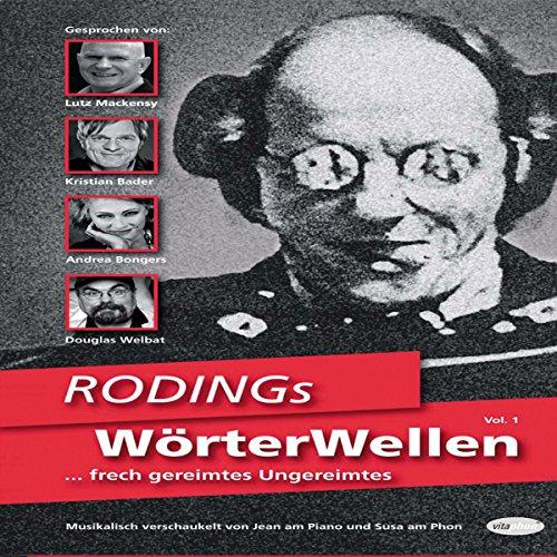 Couverture de RODINGs WörterWellen... frech gereimtes Ungereimtes