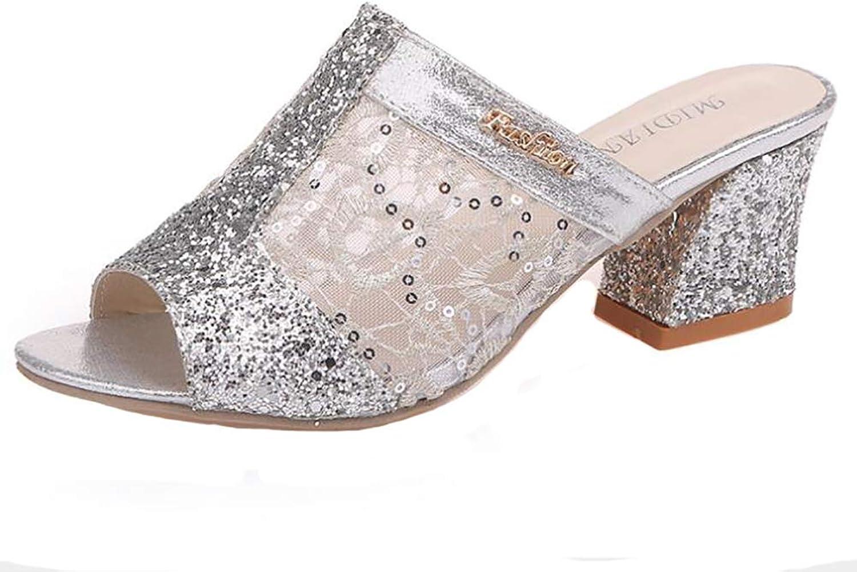 Women's High Heel Crystal Sandals shoes Glitter Lace Up, Embellished Open Toe Wedge Platform Wedding Bridesmaid