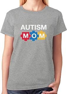 Autism Mom - Autism Awareness Women T-Shirt