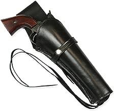 Historical Emporium Men's Long Barrel Right Hand Plain Leather Western Holster