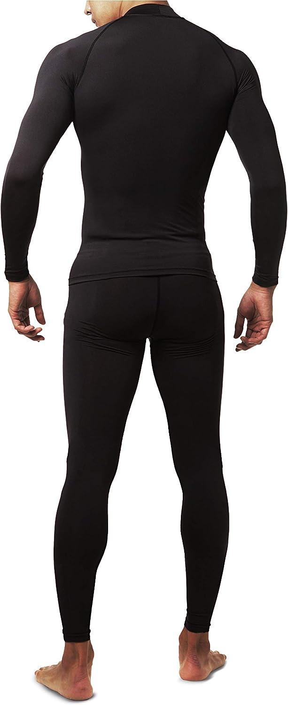 Defender Mens Compression Baselayer Pants Legging Shorts Shirts Tights Running