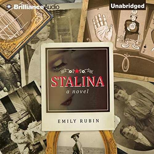 Stalina audiobook cover art