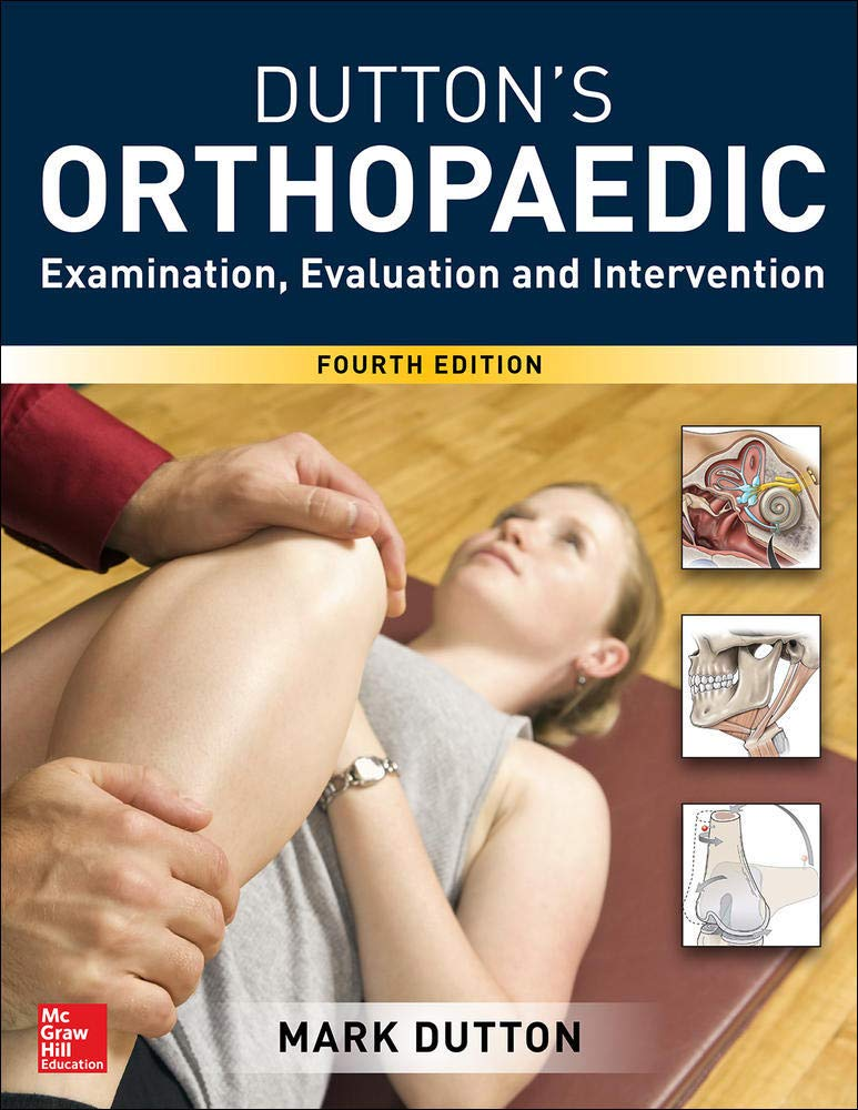 Image OfDutton's Orthopaedic: Examination, Evaluation And Intervention, Fourth Edition