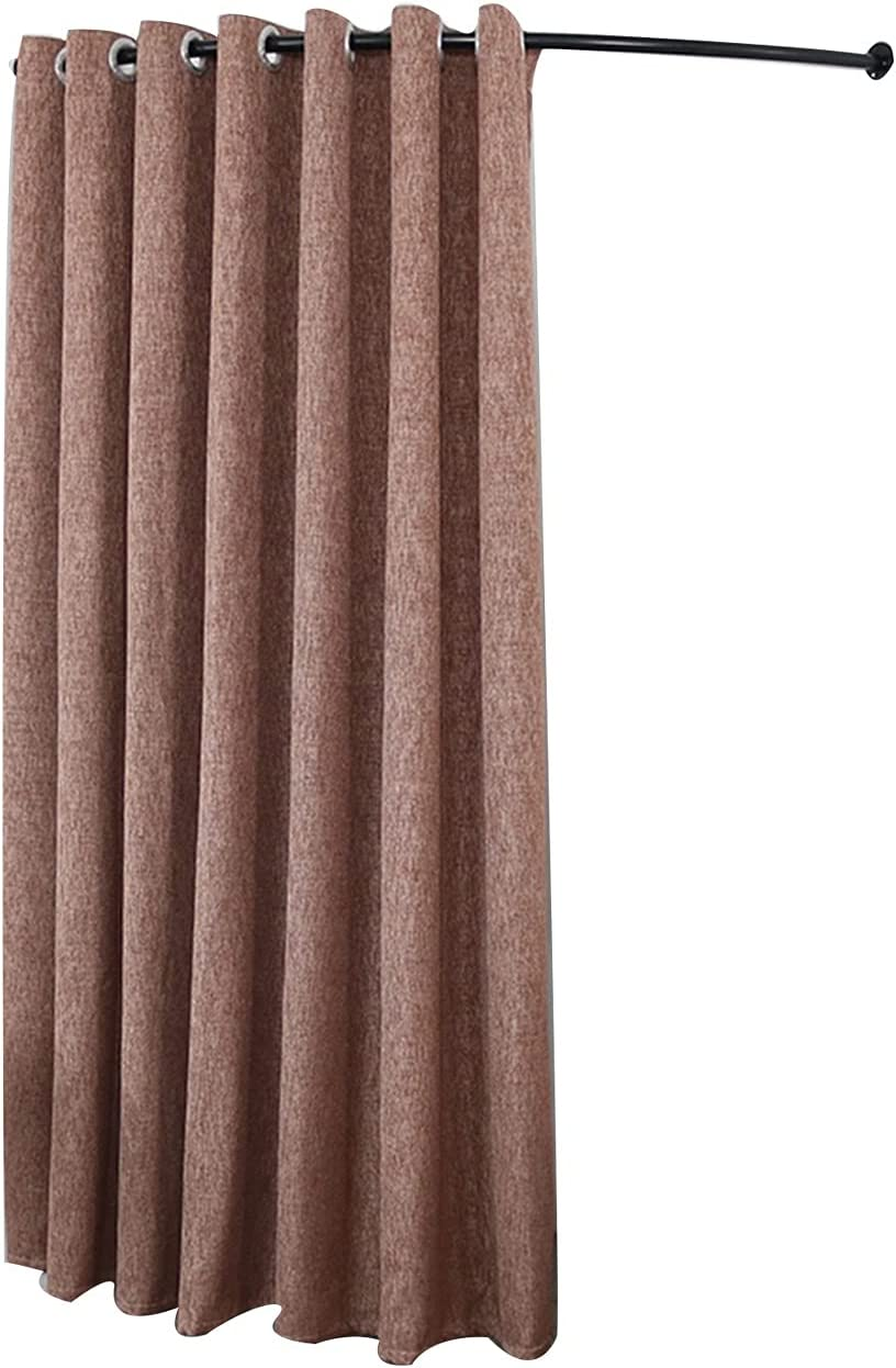 BXYXJ C-Type Wall-Mounted Changing Room Type Curtain Portable Charlotte Mall F Topics on TV