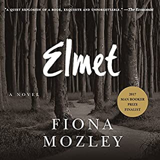 Elmet audiobook cover art