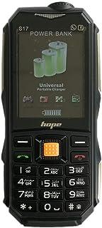 Hope Mobile - Dual Sim - 10000 mAh - Black - S17