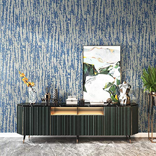 Preisvergleich Produktbild yhyxll Moderne minimalistische Wohnzimmer Schlafzimmer Tapete 3D geprägte Kieselalgen Schlamm einfarbig Vliestapete TV Hintergrund Umweltschutz 1