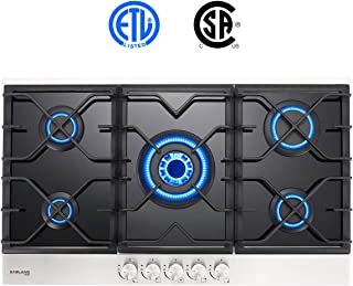 Gas Cooktop, Gasland Chef GH90BF 34
