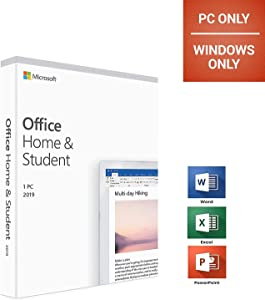 Office Home and Student 2019   For PC   Not for MacOS   - Office 2019 Home & Student   Only Windоws (not for macOS)   Lifetime License