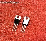 Miwaimao 5pcs/Lot TIP121 Transistor TIP-121 TO-220 Darlington NPN 80V 5A New in Stock...