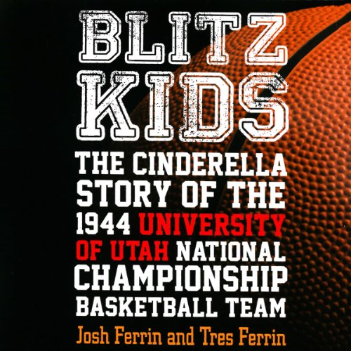 Blitz Kids audiobook cover art