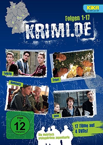 Staffel 1-5 (4 DVDs)