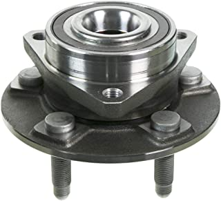2004 fits Cadillac SRX Rear Wheel Bearing and Hub Assembly One Bearing Included with Two Years Warranty Note: AWD RWD