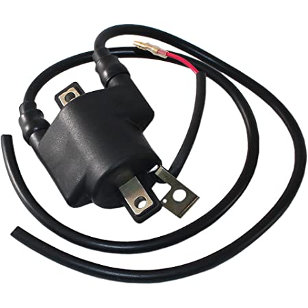 Caltric Ignition Coil Compatible With Yamaha Pz480 Pz 480 Pz-480 Phazer Ii St 1993-1995 Snowmobile