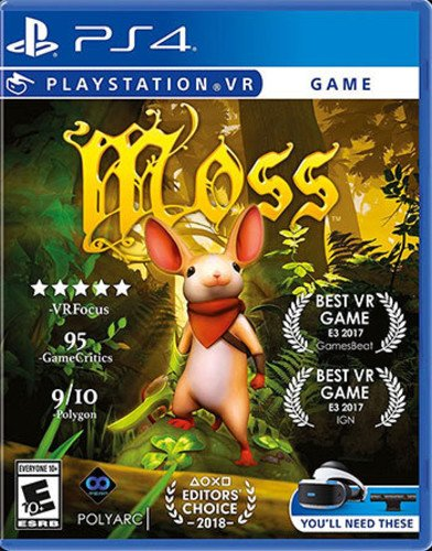 Moss - PlayStation 4