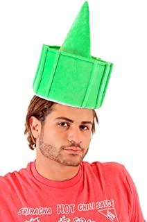 Sauce Bottle Adult Costume Shirt and Hat